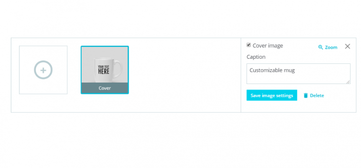 Use the default product image as cover image in Prestashop
